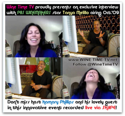 tanya melillo on wine time tv 400